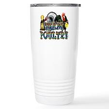 Team Poultry Travel Mug