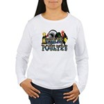 Team Poultry Women's Long Sleeve T-Shirt