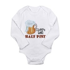 dadhalfpint Body Suit