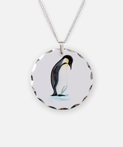 Emperor Penguin Necklace