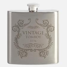 Vintage Tomboy 1776 Flask