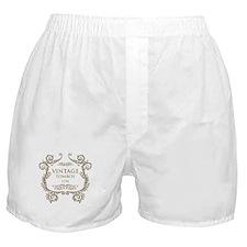 Vintage Tomboy 1776 Boxer Shorts