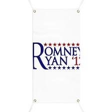 Mitt Romney Paul Ryan Banner