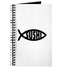 Sushi Fish Symbol Journal
