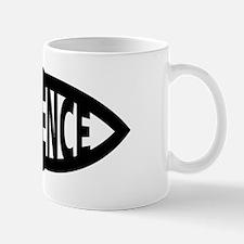 Science Fish Symbol Mug