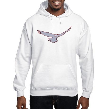 Bird Hooded Sweatshirt