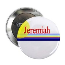"""Jeremiah 2.25"""" Button (10 pack)"""