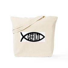 Gefilte Fish Symbol Tote Bag