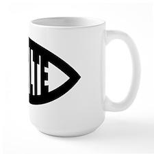 Gefilte Fish Symbol Mug
