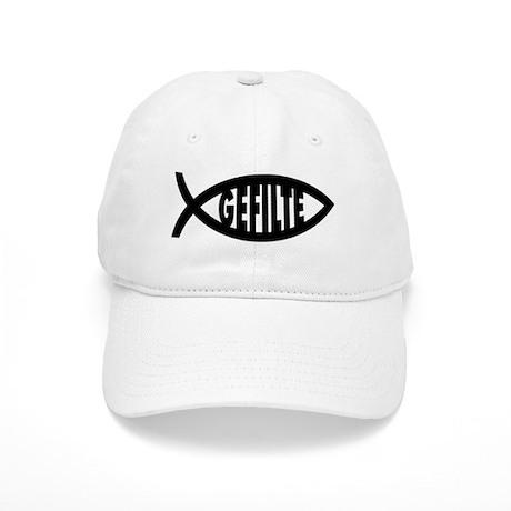 Gefilte Fish Symbol Cap
