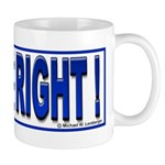 Write Right Mug