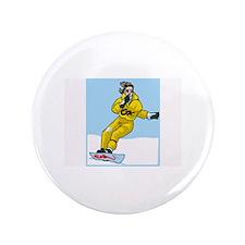 "Snowboarding 3.5"" Button"