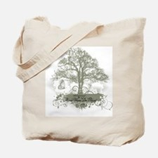 Myron Bland Tree of Life Tote Bag