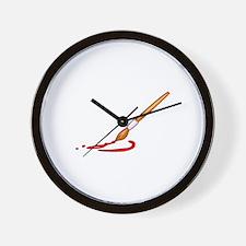 Painting Wall Clock