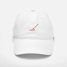 Painting Baseball Baseball Cap