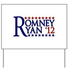 Mitt Romney Paul Ryan Yard Sign