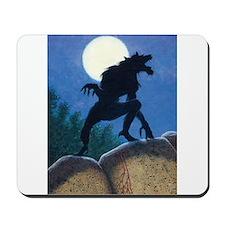 Werewolf Mousepad