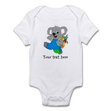 Personalize it - Koala Bear with backpack Infant B