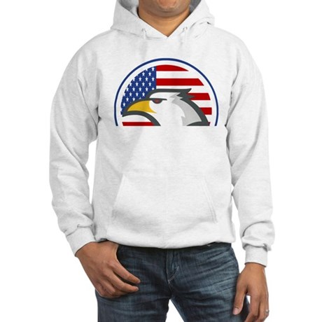 Bird Hooded Sweatshirt