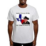 Texas Governor '06 Ash Grey T-Shirt