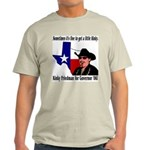 Texas Governor '06 Ash Grey T-Shirt
