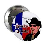 "Texas Governor '06 2.25"" Button (10 pack)"