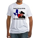 Texas Governor '06 Fitted T-Shirt