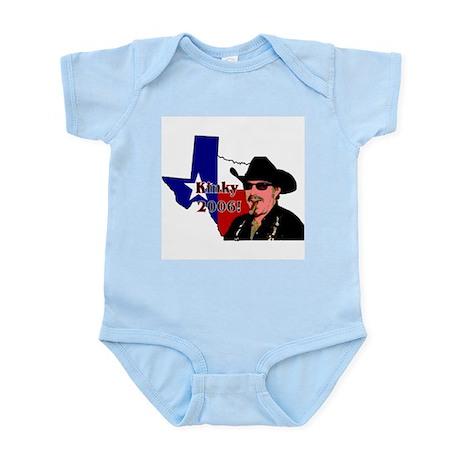 Texas Governor '06 Infant Creeper