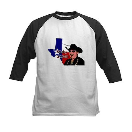 Texas Governor '06 Kids Baseball Jersey