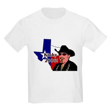 Texas Governor '06 Kids T-Shirt