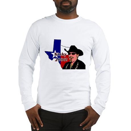 Texas Governor '06 Long Sleeve T-Shirt