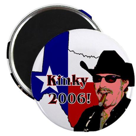 Texas Governor '06 Magnet
