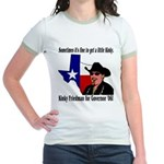 Texas Governor '06 Jr. Ringer T-Shirt