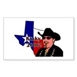 Texas Governor '06 Rectangle Sticker