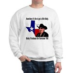 Texas Governor '06 Sweatshirt