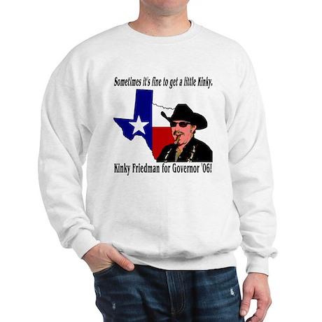 Texas Governor '06 Sweatshirt