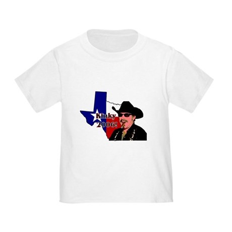 Texas Governor '06 Toddler T-Shirt