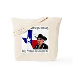 Texas Governor '06 Tote Bag