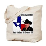 Texas Governor '06 Tote Bag