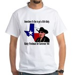 Texas Governor '06 White T-Shirt