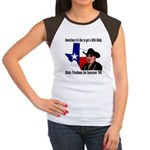 Texas Governor '06 Women's Cap Sleeve T-Shirt