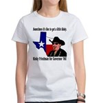 Texas Governor '06 Women's T-Shirt