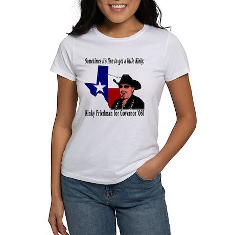 Texas Governor '06 Women's T-Shirt