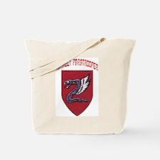 Israeli Paratrooper Tote Bag