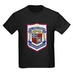 USS JOSEPH STRAUSS Kids Dark T-Shirt