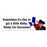 Texas Governor '06 Bumper Sticker