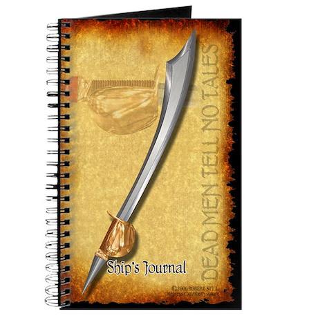 Pirate Cutlas 1632 Pirate's Journal