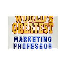 World's Greatest Marketing Professor Rectangle Mag