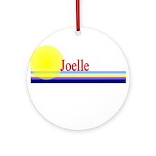 Joelle Ornament (Round)