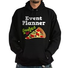 Event Planner Pizza Hoodie